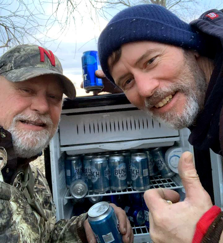 A gift sent from the heavens' — Magic beer fridge found in