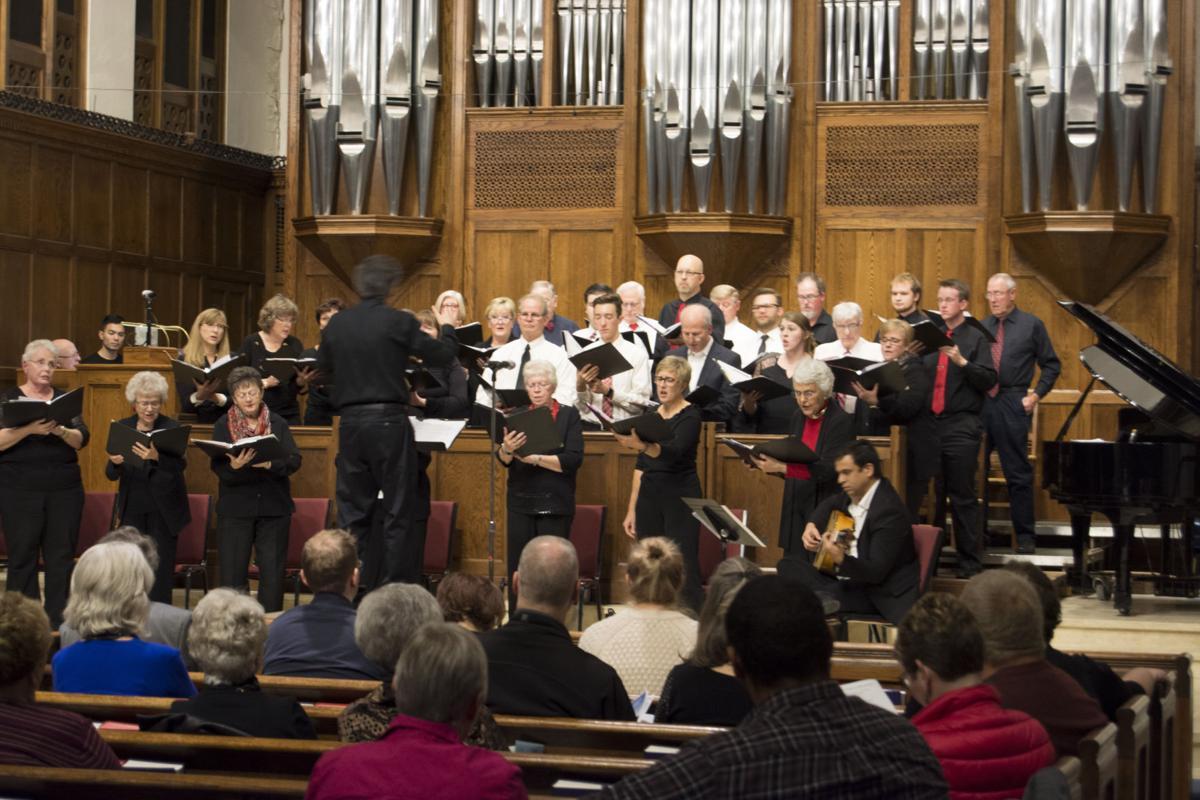 First Presbyterian Choir
