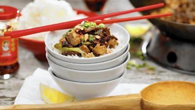 Recipe of the Day: Mapo Tofu