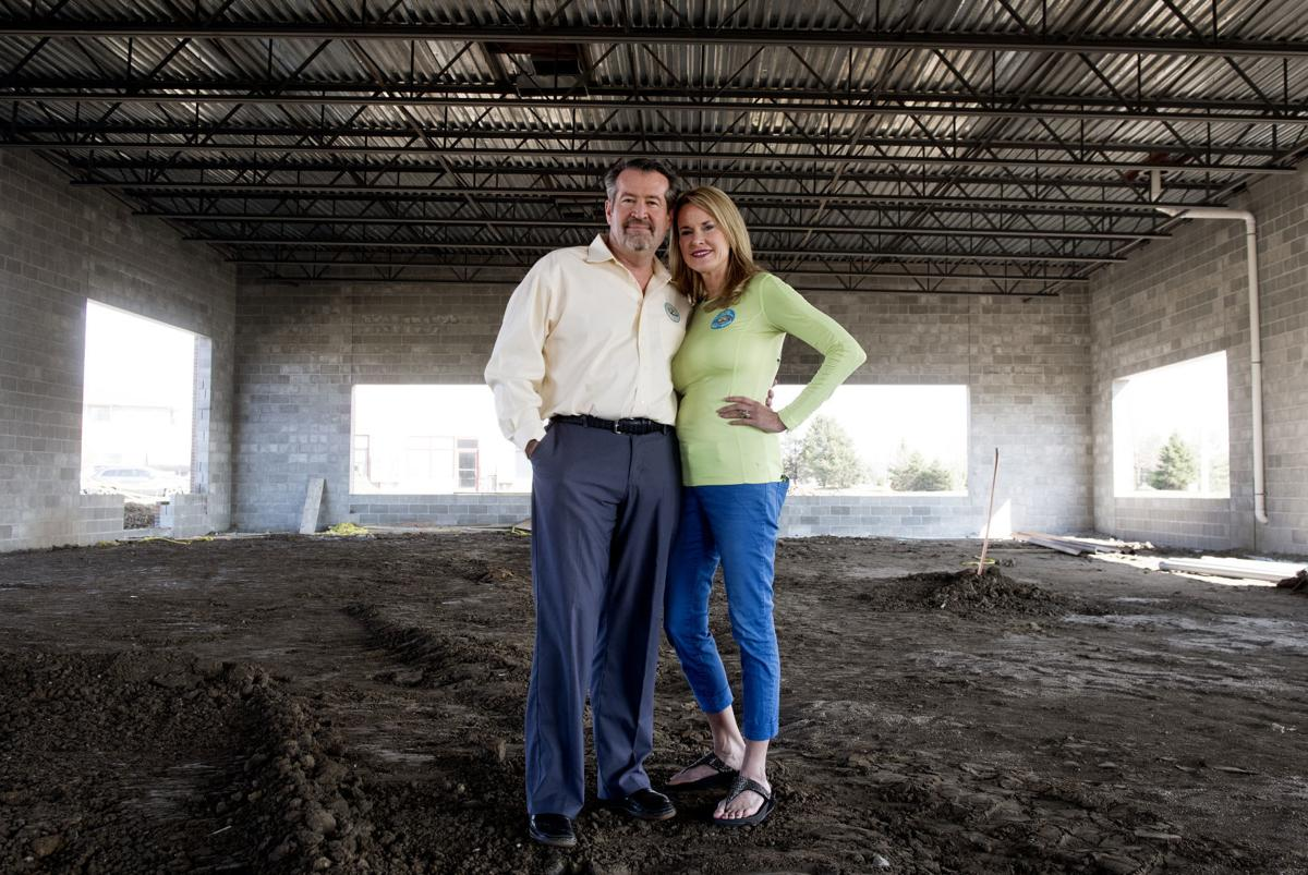 Blake and Kathy Collingsworth