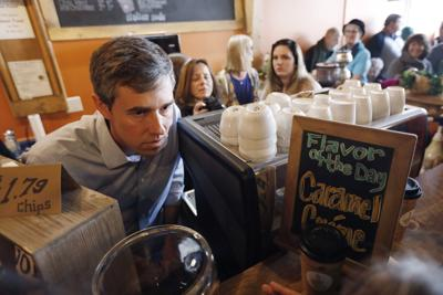 Election 2020 Beto ORourke