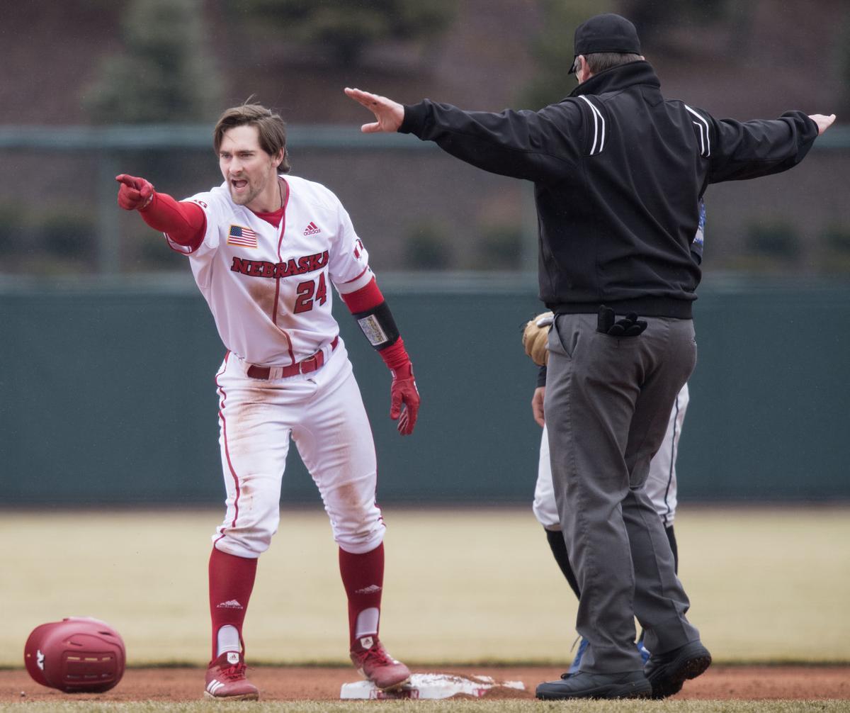 Baseball, Air Force vs. Nebraska, 3.19