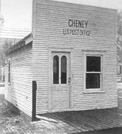 Cheney U.S. Post Office