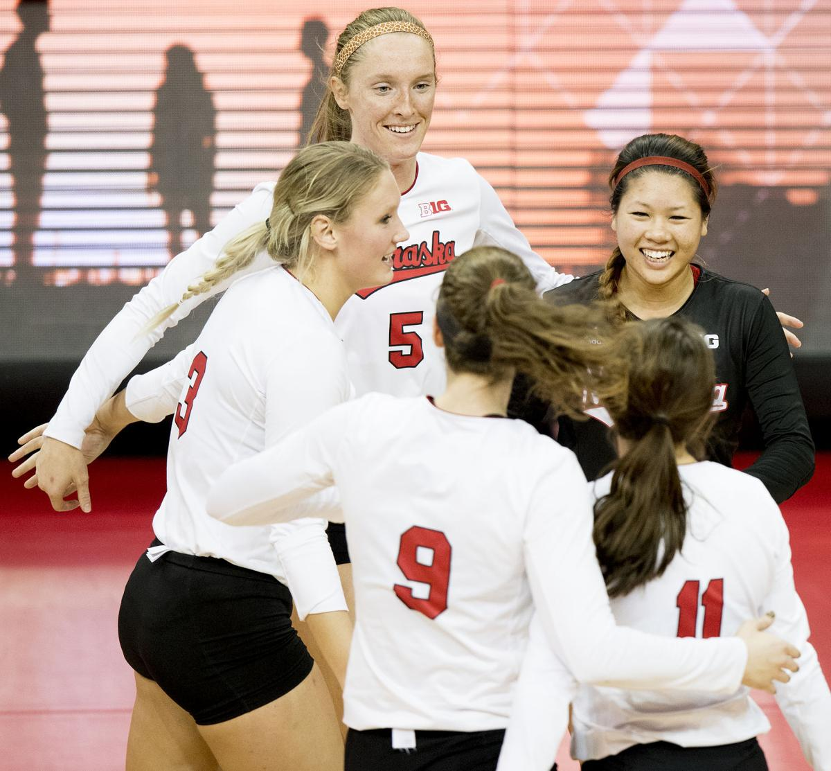 Photos: Penn State No Match For Nebraska