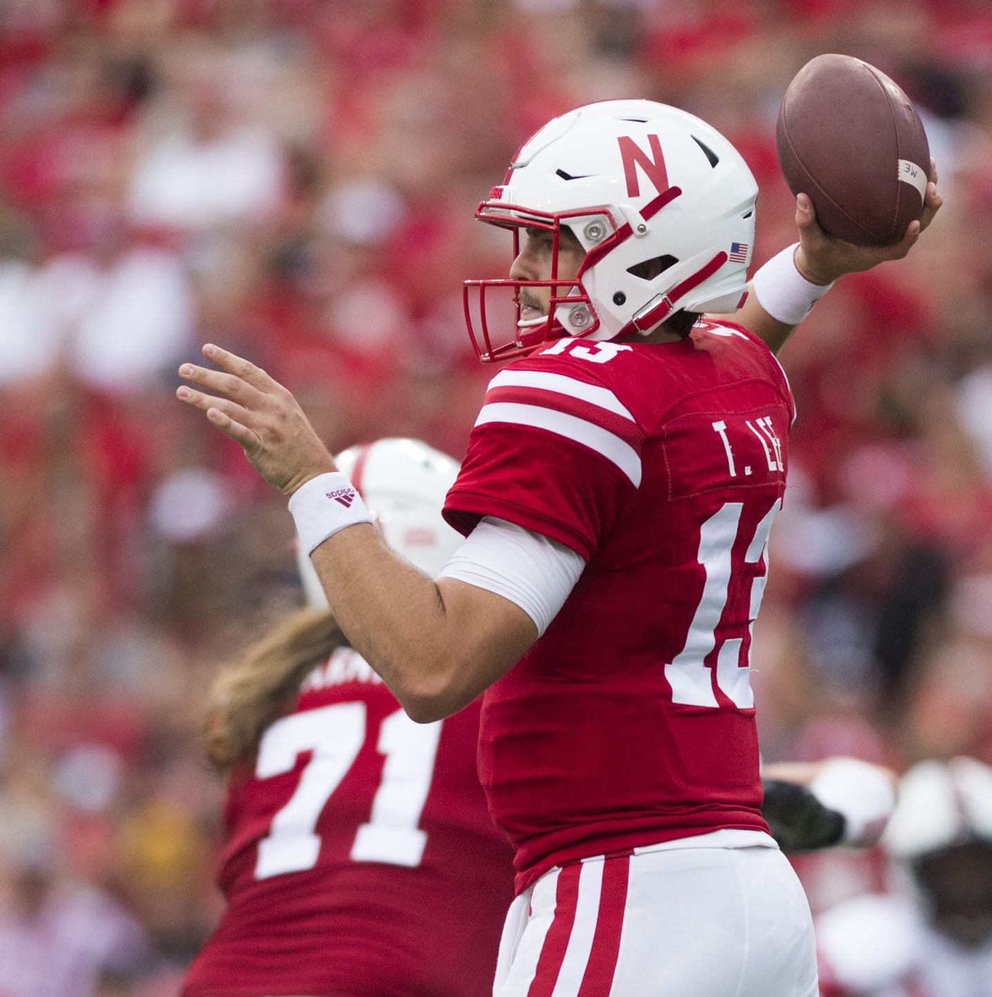 Why this is ideal time for Nebraska to face No 8 Wisconsin