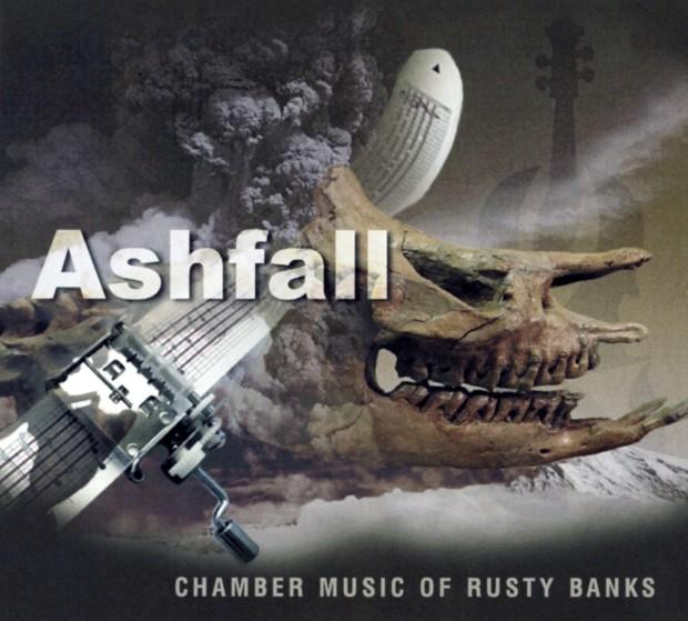 Ashfall - Nebraska Chamber Players CD Cover
