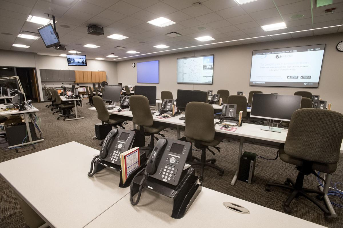 Lincoln-Lancaster County Emergency Management emergency operations center