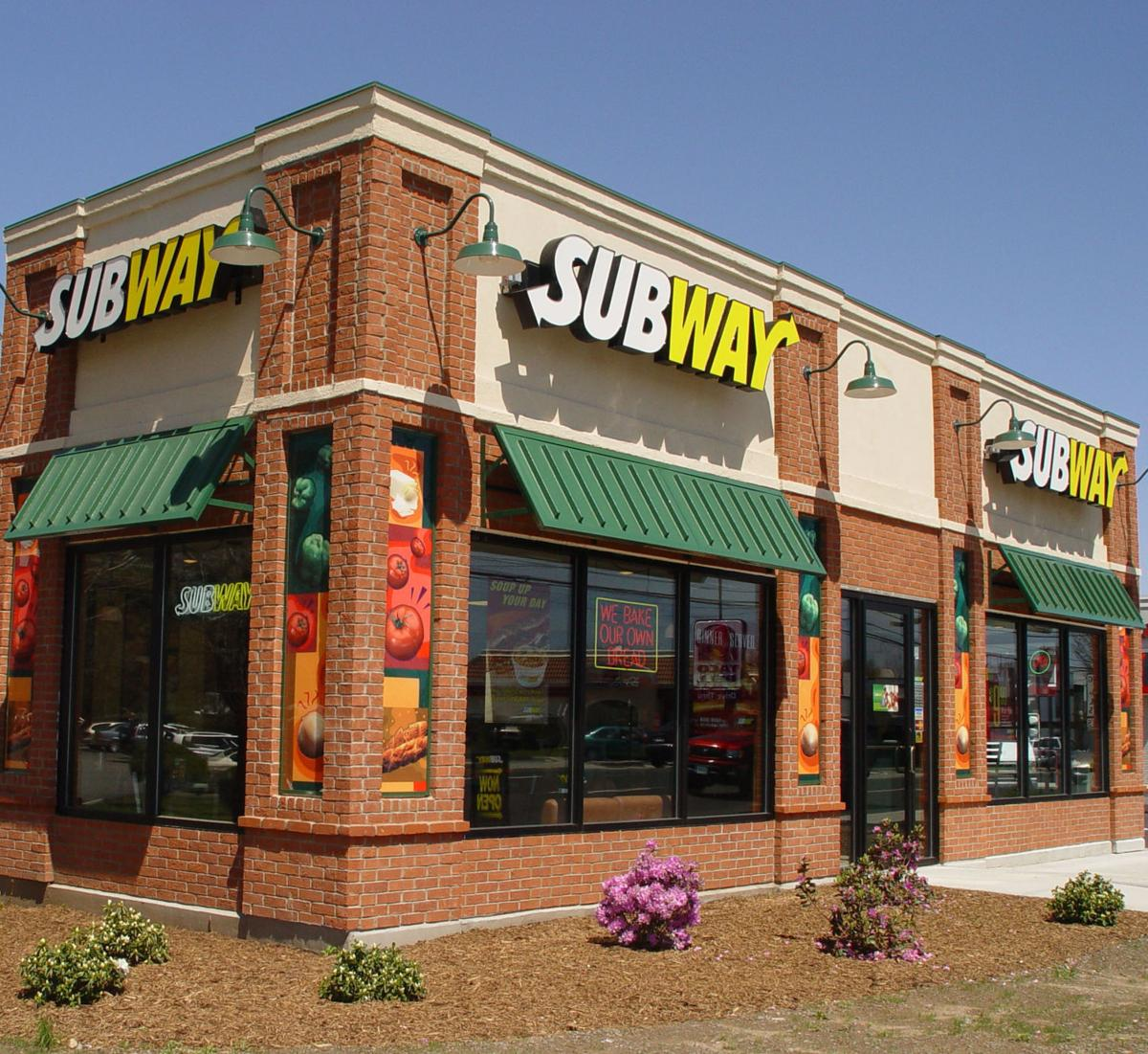 Subway: 28 Lincoln locations