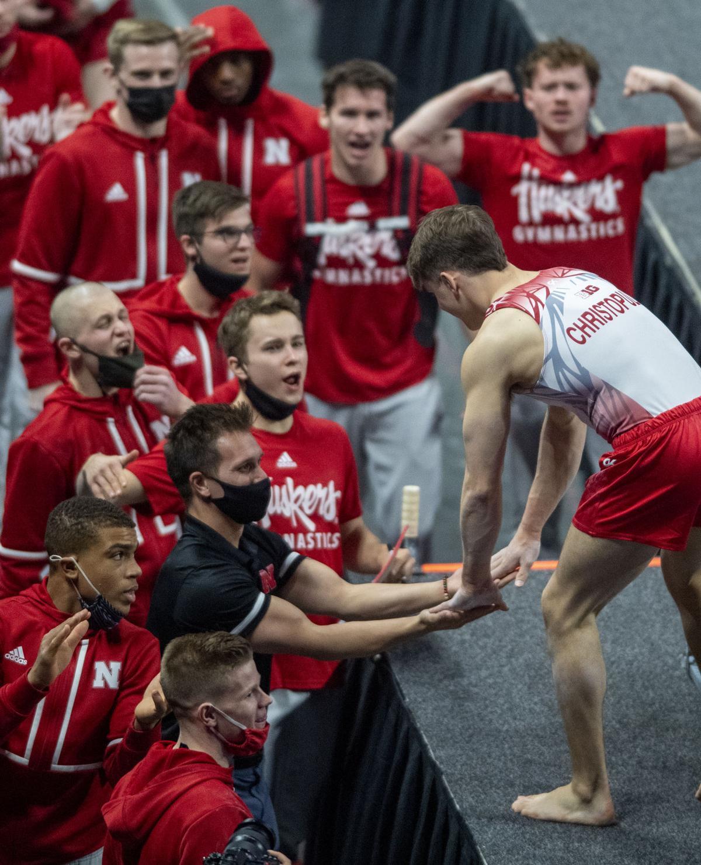 Big Ten men's gymnastics championships, 4.3