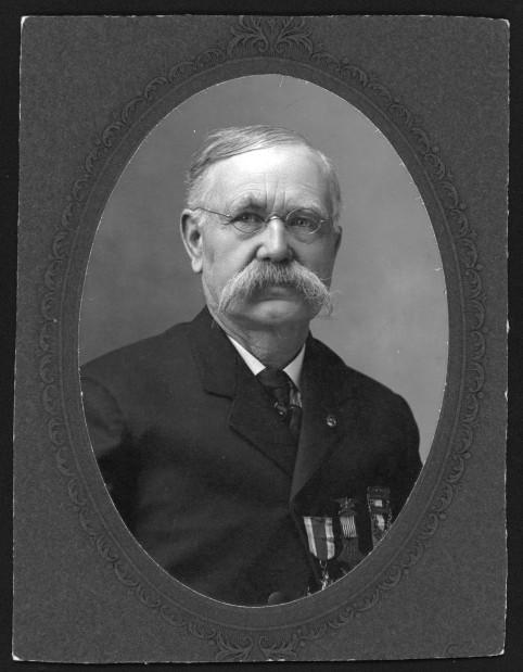 Col. Delevan Bates