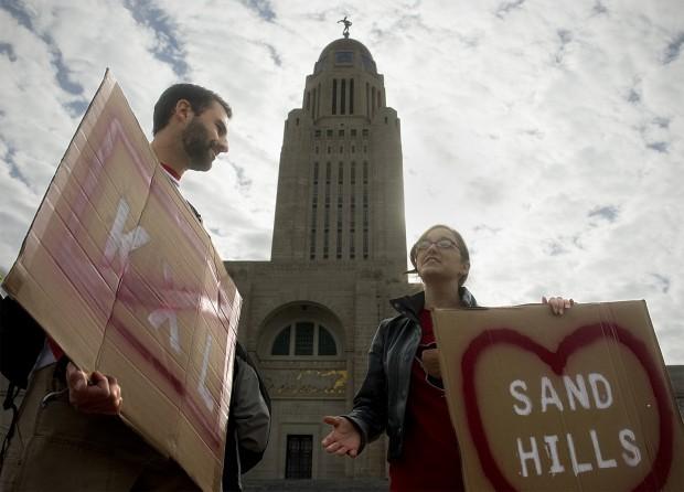 Pipeline protest Nov. 12
