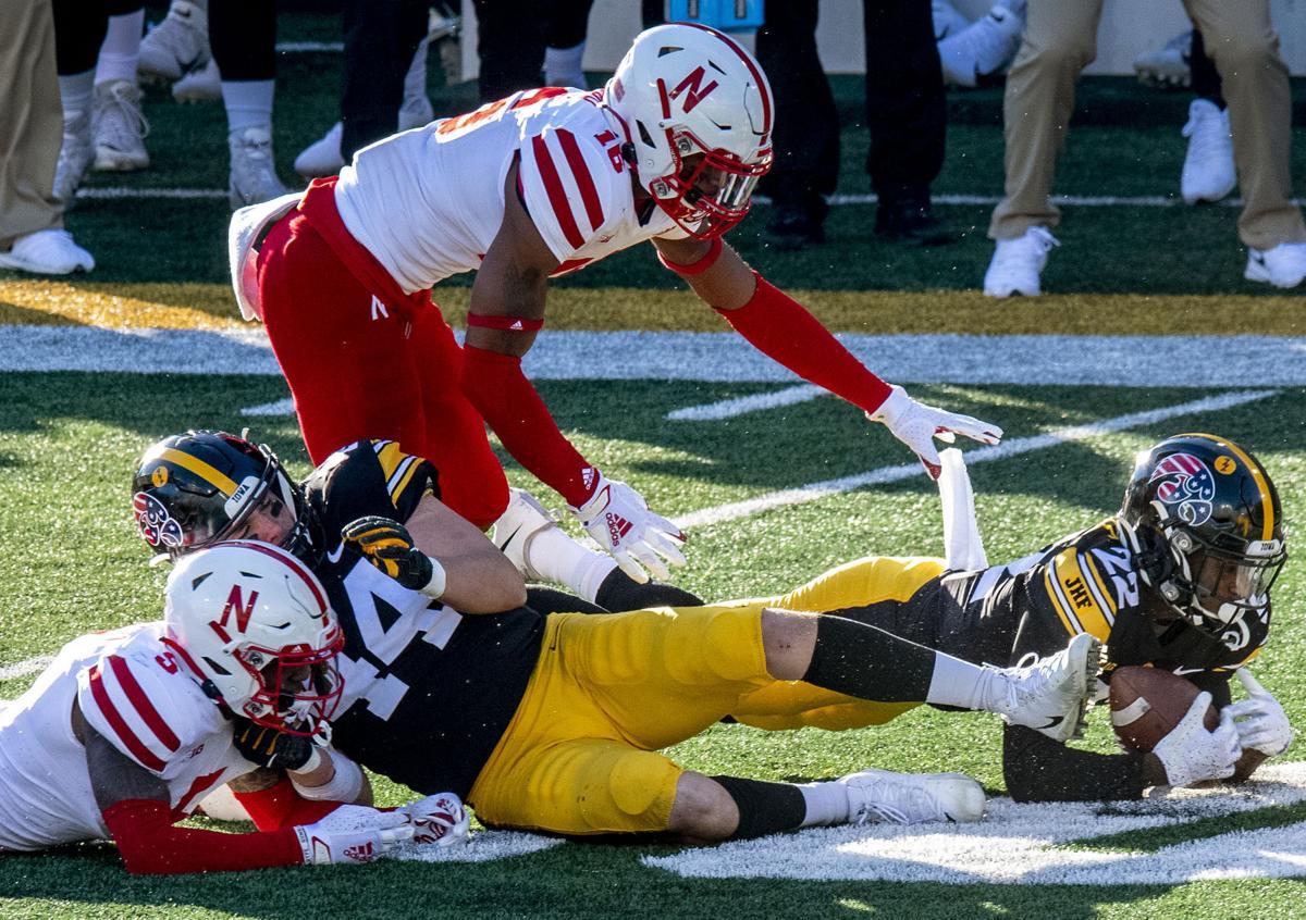 Nebraska vs. Iowa, 11.27