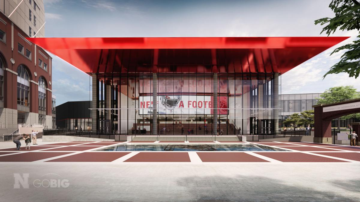 New facility lobby