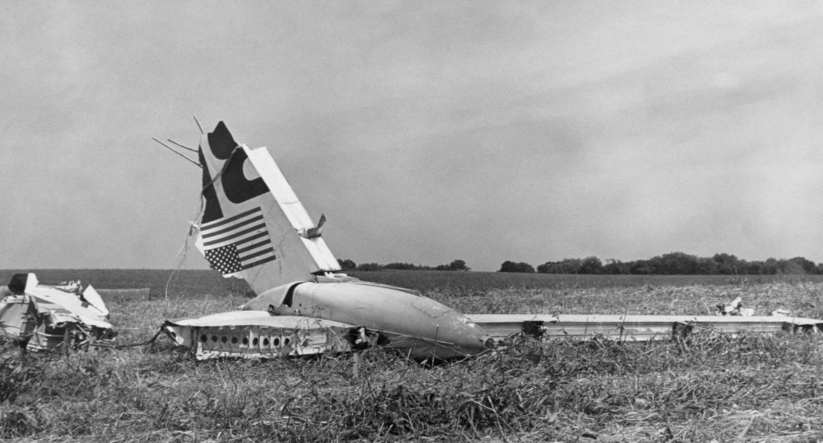 Braniff Airways crash