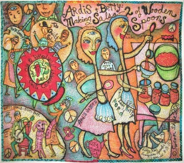 Ardis James exhibition