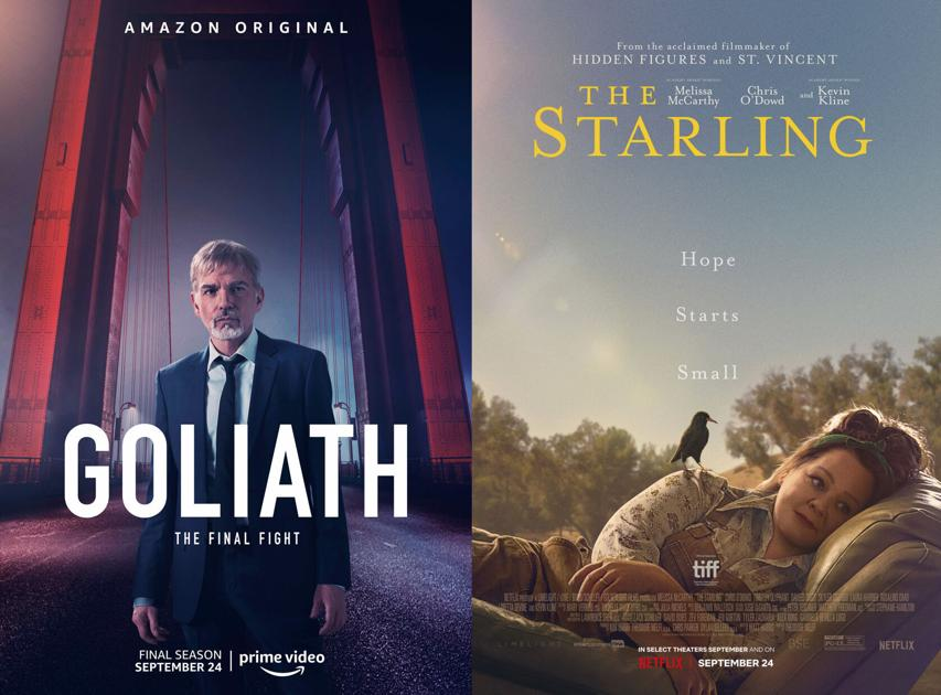 New this week to TV, streaming and more: 'The Starling,' Diddy and Billy Bob Thornton