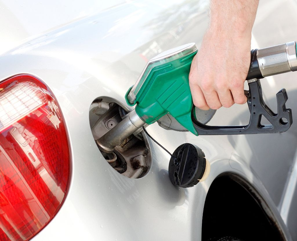 Keep your gas tank filled