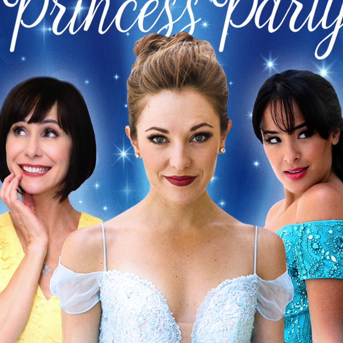 Lincoln gets the royal treatment with Broadway Princess Party Jan