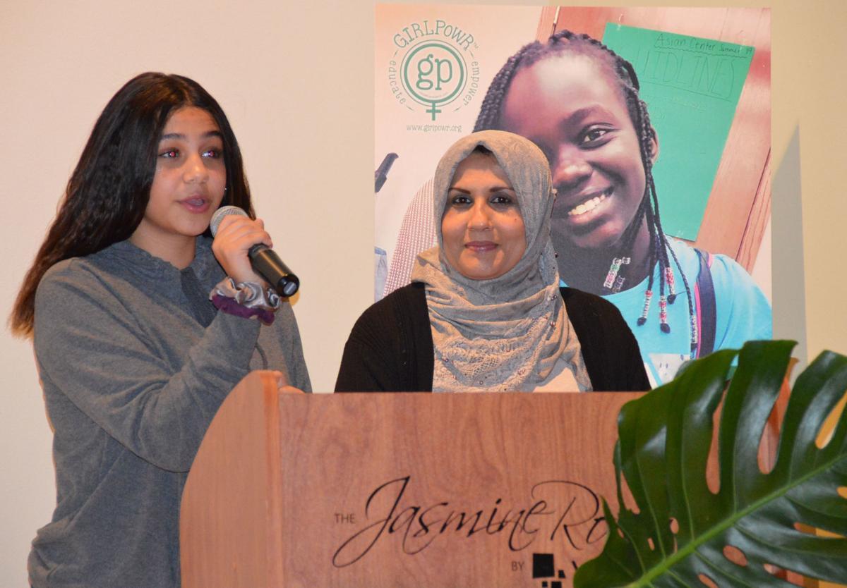 Natalie Al Jumaili testimonial with mother