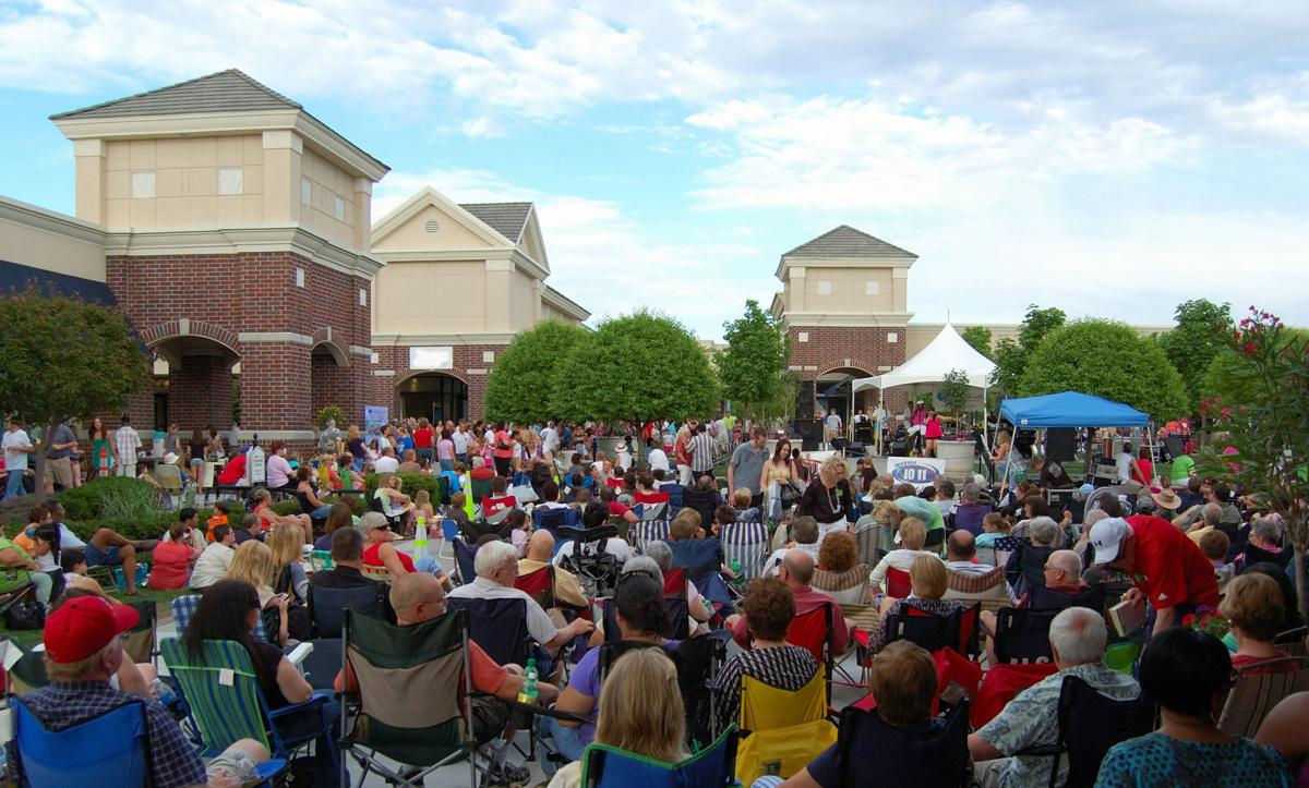 Friday Night Concerts Return June 2 at SouthPointe