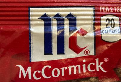 McCormick Recall