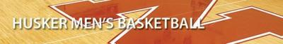 Husker men's basketball logo 2012-13