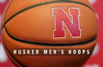 Nebraska men's basketball logo 2014