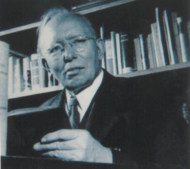 Alvin Saunders Johnson