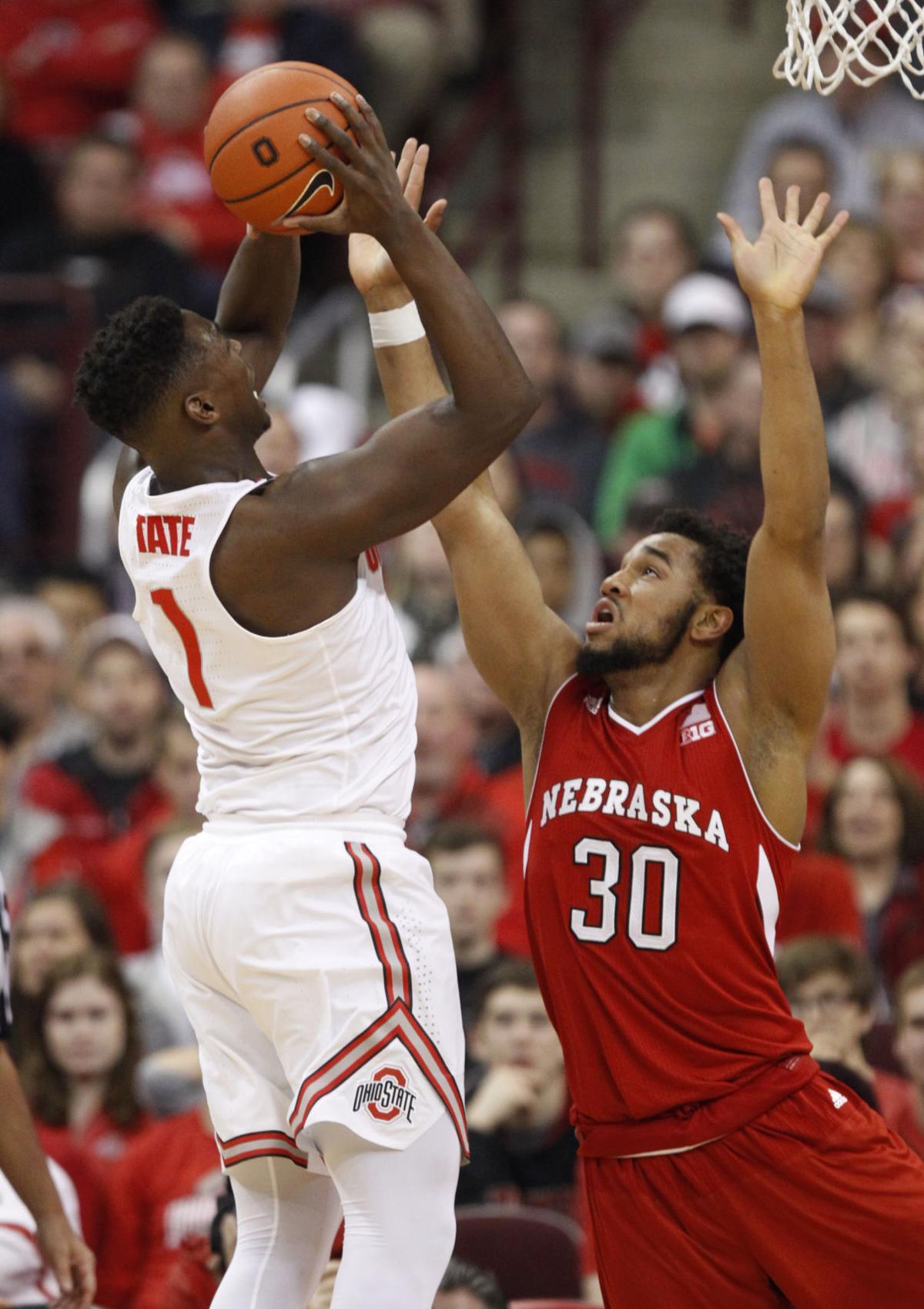 Nebraska Ohio St Basketball