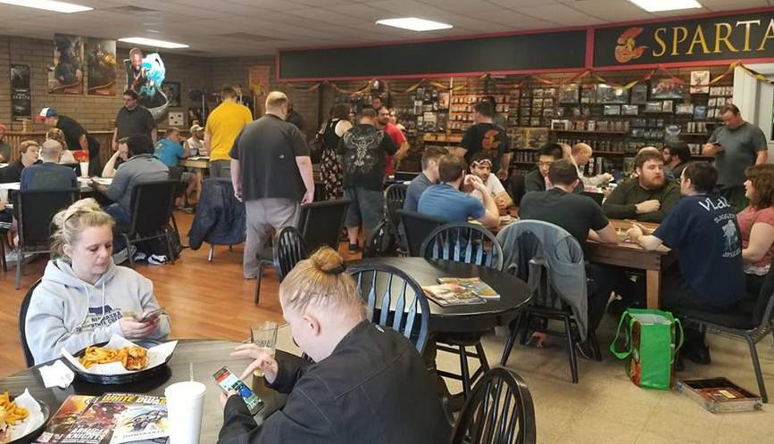 Board Game Bar Coming To Former Grandmothers Space Local Business - Restaurant table games