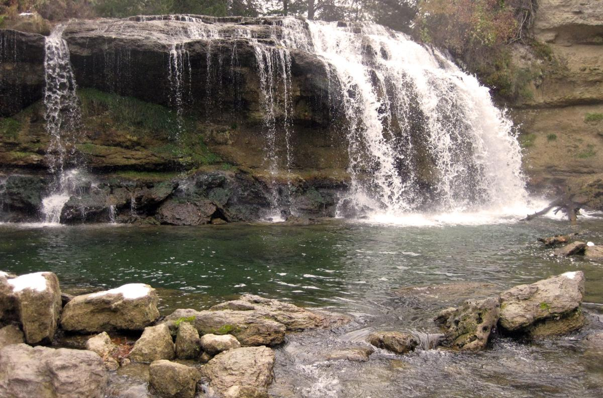 Waterfalls Among Cherry County S Natural Treasures Star