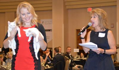 Tails 'N Ties raises over $100,000 for CHS