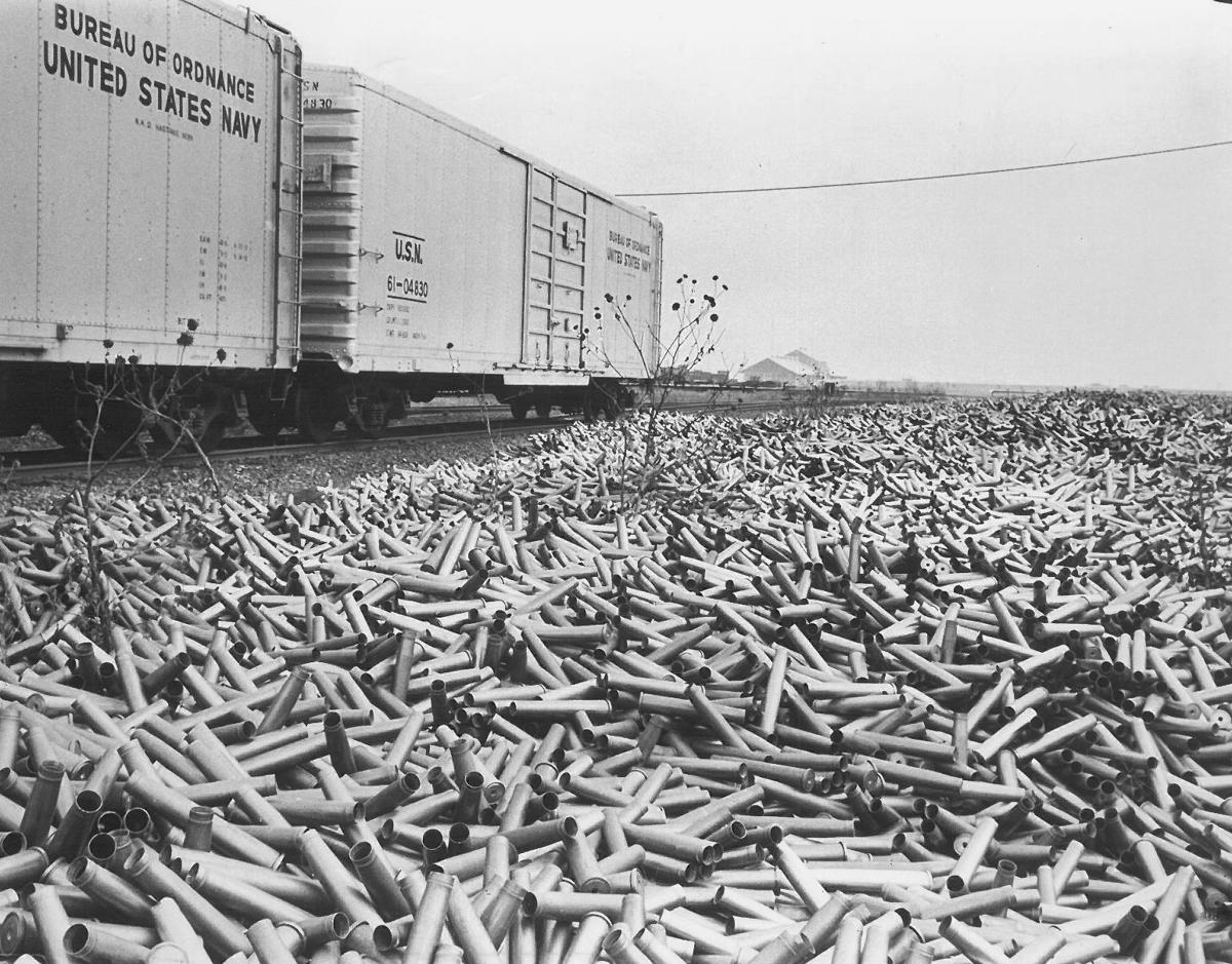 Exploring the Naval Ammunition Depot of Hastings, Nebraska