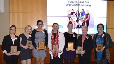 GWSF winners honored