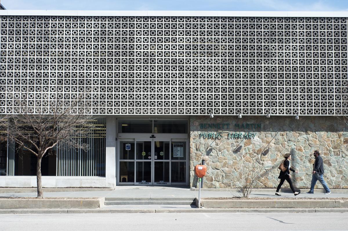 Bennett Martin Library