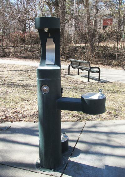 Proposed drinking fountain
