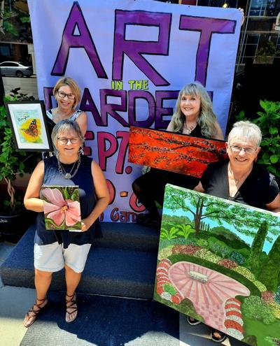 Art in the Garden artists
