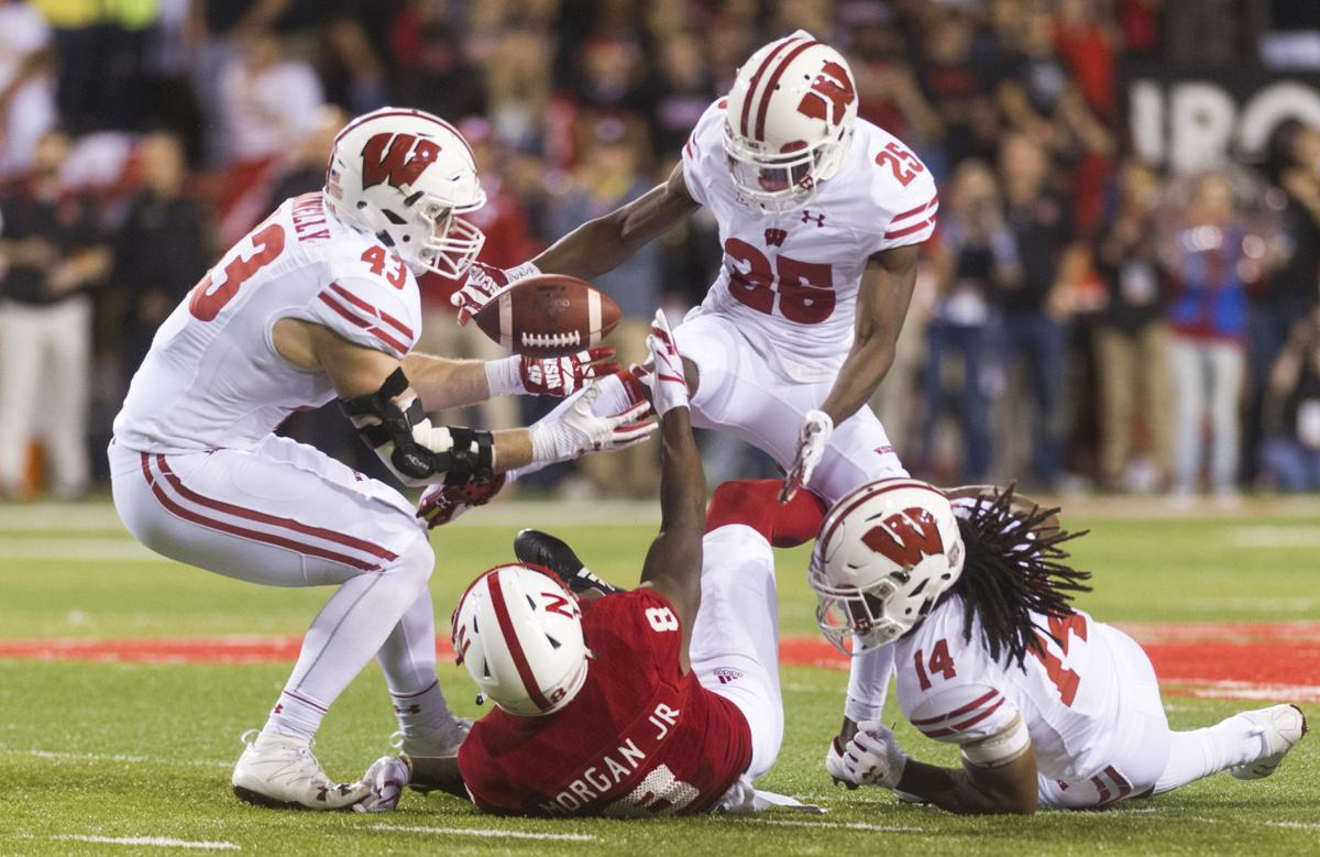 Wisconsin vs. Nebraska, 10/7/17