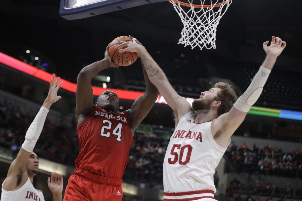 Nebraska vs. Indiana, 3.11