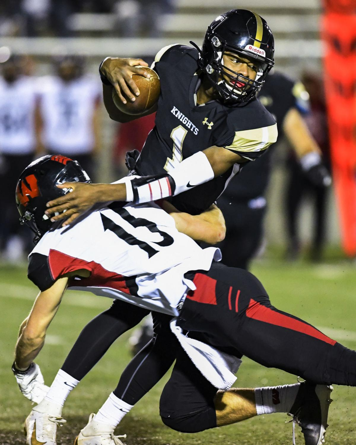 Omaha Westside vs. Lincoln Southeast, 11.8