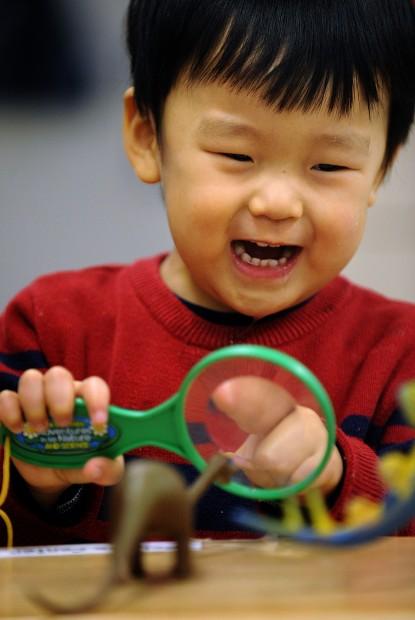 Ruth Staples Child Development Laboratory