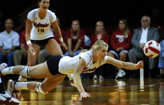 Ex-Husker Schwartz takes over Crusader volleyball program ...