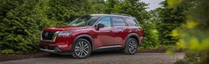 2022 Nissan Pathfinder First Drive Review: Smarter Design Goes Farther Off The Beaten Path.