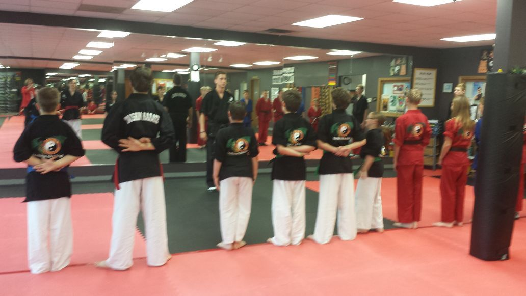 Karate Clinic picture