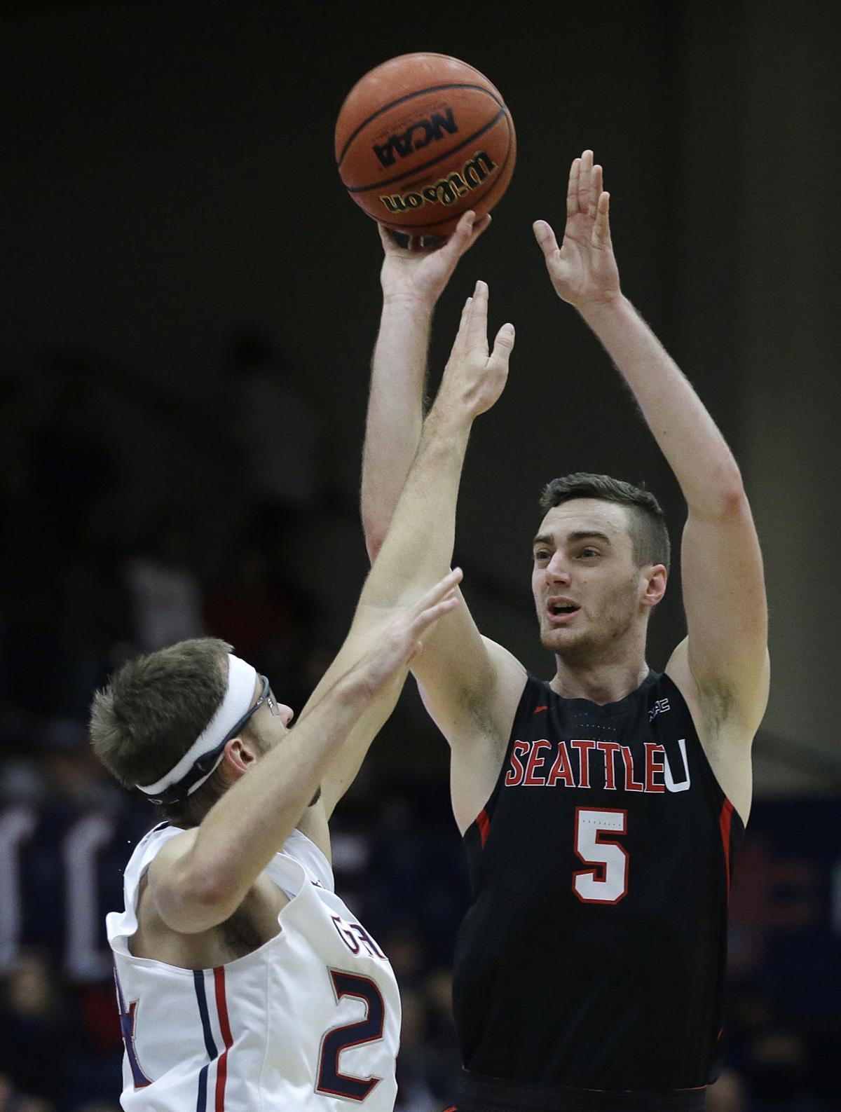 Seattle Saint Marys Basketball