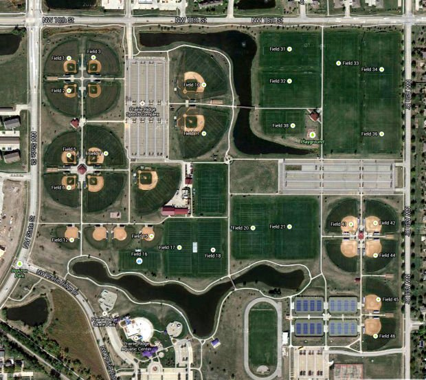 Youth Sports Complex City S Next Big Project Local