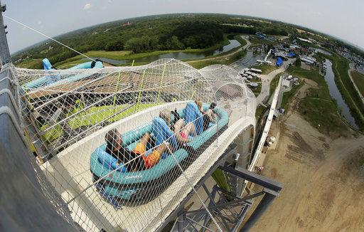 Kansas to audit water park where boy decapitated