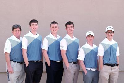 SCC men's golf team captures 11th consecutive Region IX team