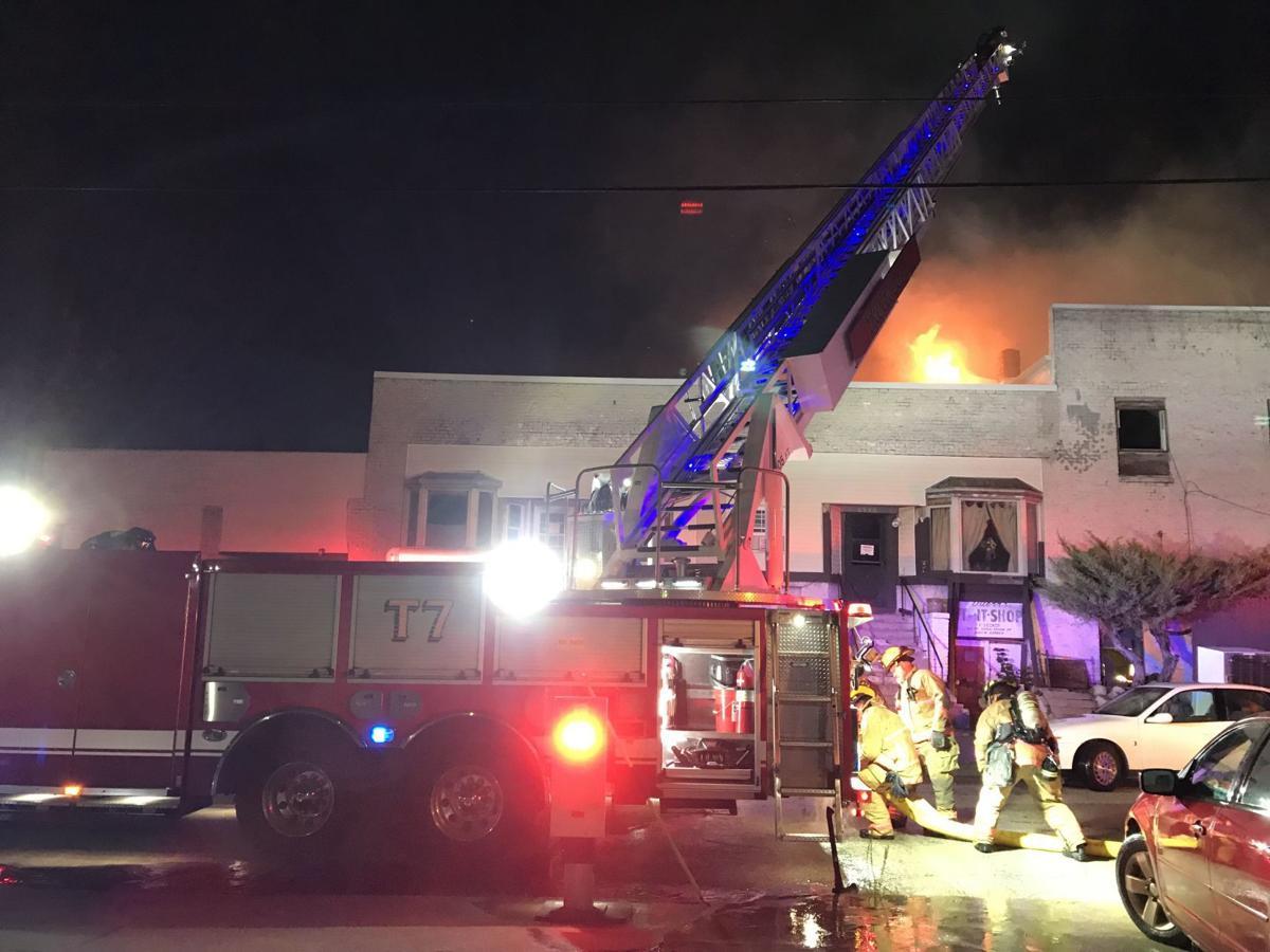 Northeast Lincoln fire