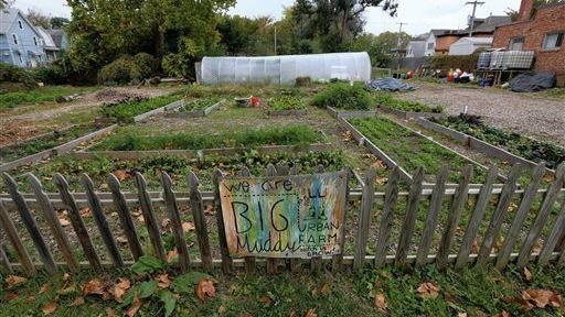 City of Lincoln owns 2,000 acres of farmland; urban agriculture project planned